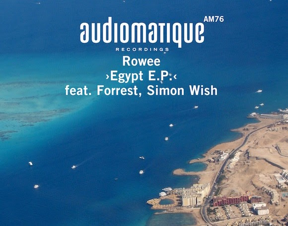 ROWEE – EGYPT EP