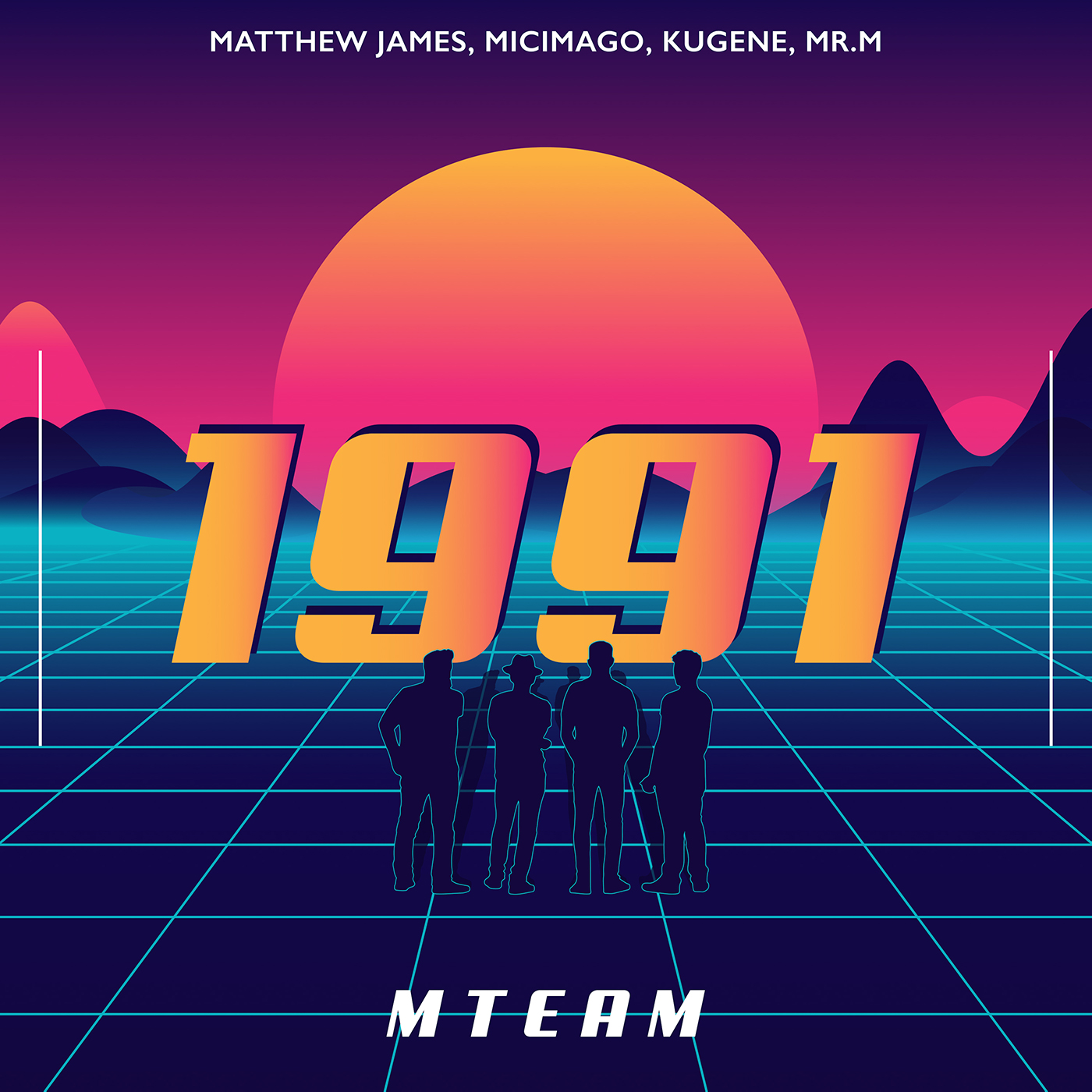 New Release by Matthew James, Micimago, Kugene and Mr. M aka MTEAM