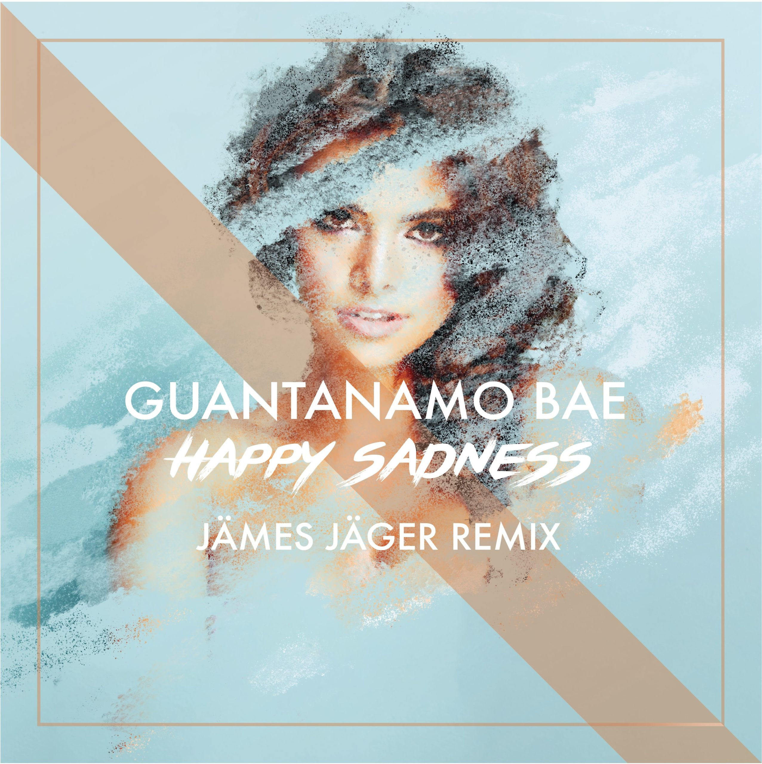 Guantanomo Bae – Happy Sadness (James Jager Remix) is a Song For The Summer! INTERVIEW