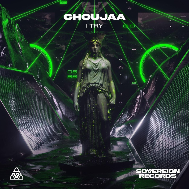 """Choujaa Releases Stellar New Single """" I Try"""" To Start 2021!"""